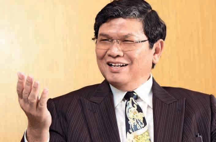 Datuk Ibrahim Bin Haji Ahmad
