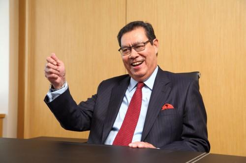 Datuk Seri Panglima Sulong